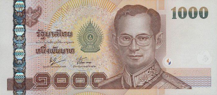 Как вычислить курс тайского бата к рублю?