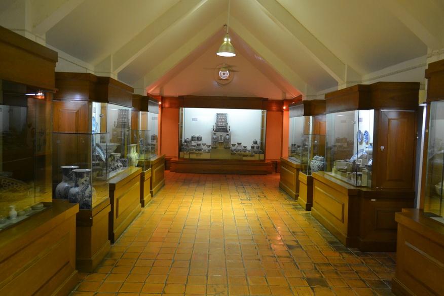 Музей в Накхон-си-таммарату