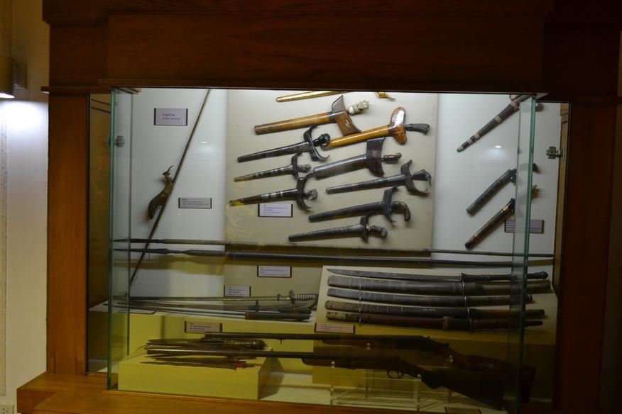 Оружие Таиланда