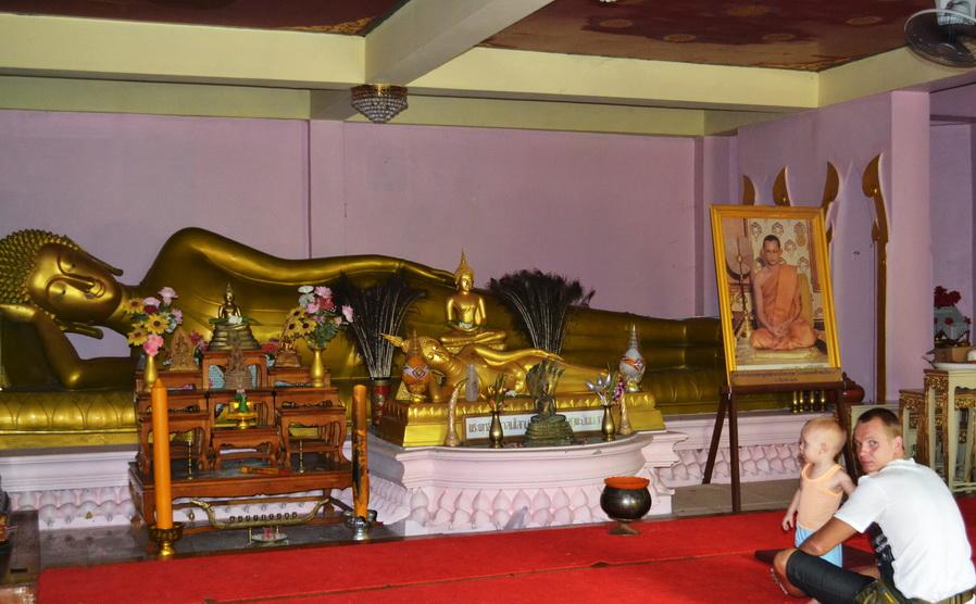 Храмы Панган