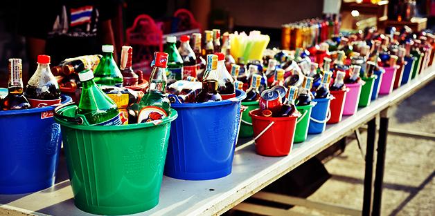 Вечеринки Ко Панган