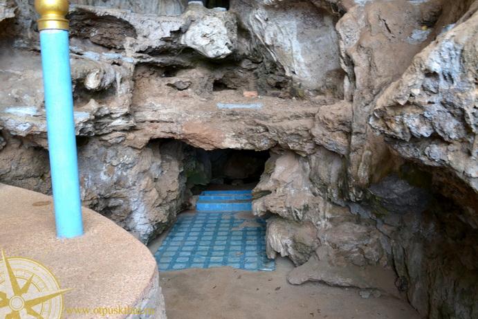 Гроты и пещеры Краби