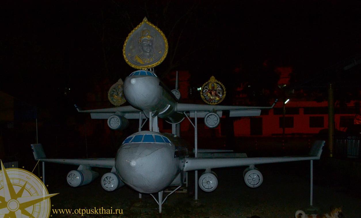 Самолет Краби