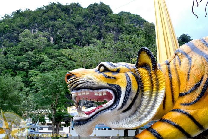 Тигровая пещера Краби