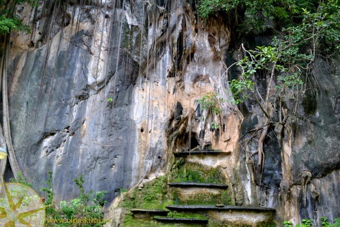 Водопады Краби