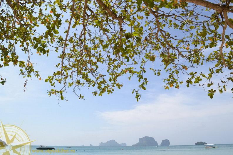 Пхра Нанг пещера пляж Краби