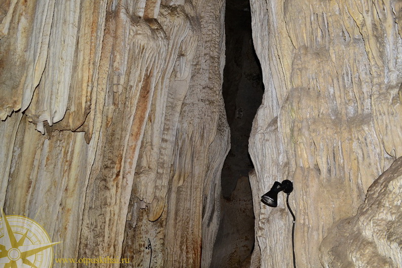 Алмазная пещера