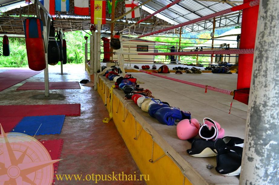 тайский бокс ао нанг