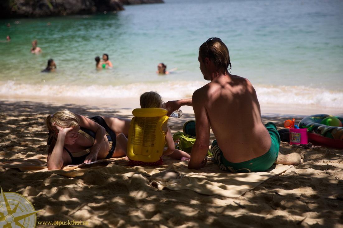 Прананг пляж