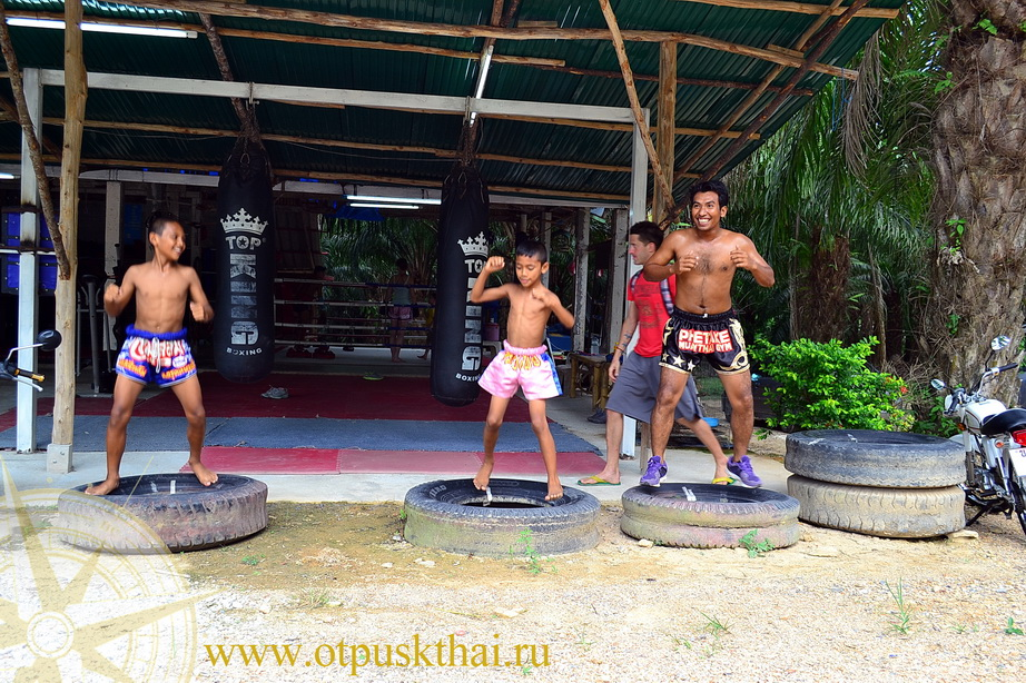muay thai краби