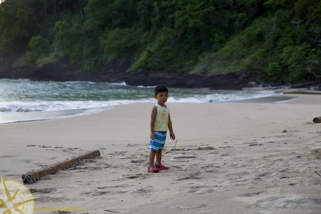 Лучшие и безлюдные пляжи Ко Ланты
