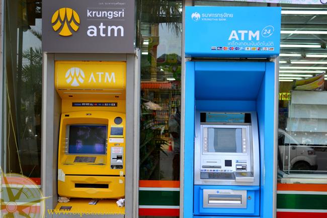 Курс бата к рублю в Таиланде