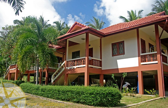 How to rent the house on Samui. The cheapest tours.
