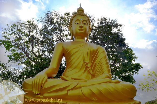 Чеди Будда на Самуи