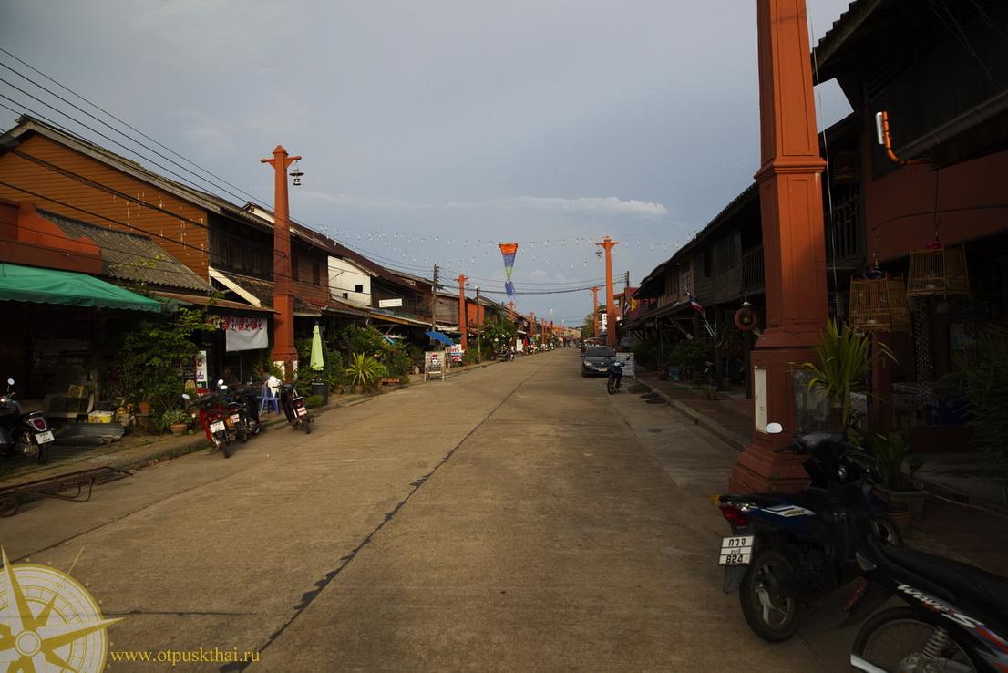 Старый город острова Ко Ланта