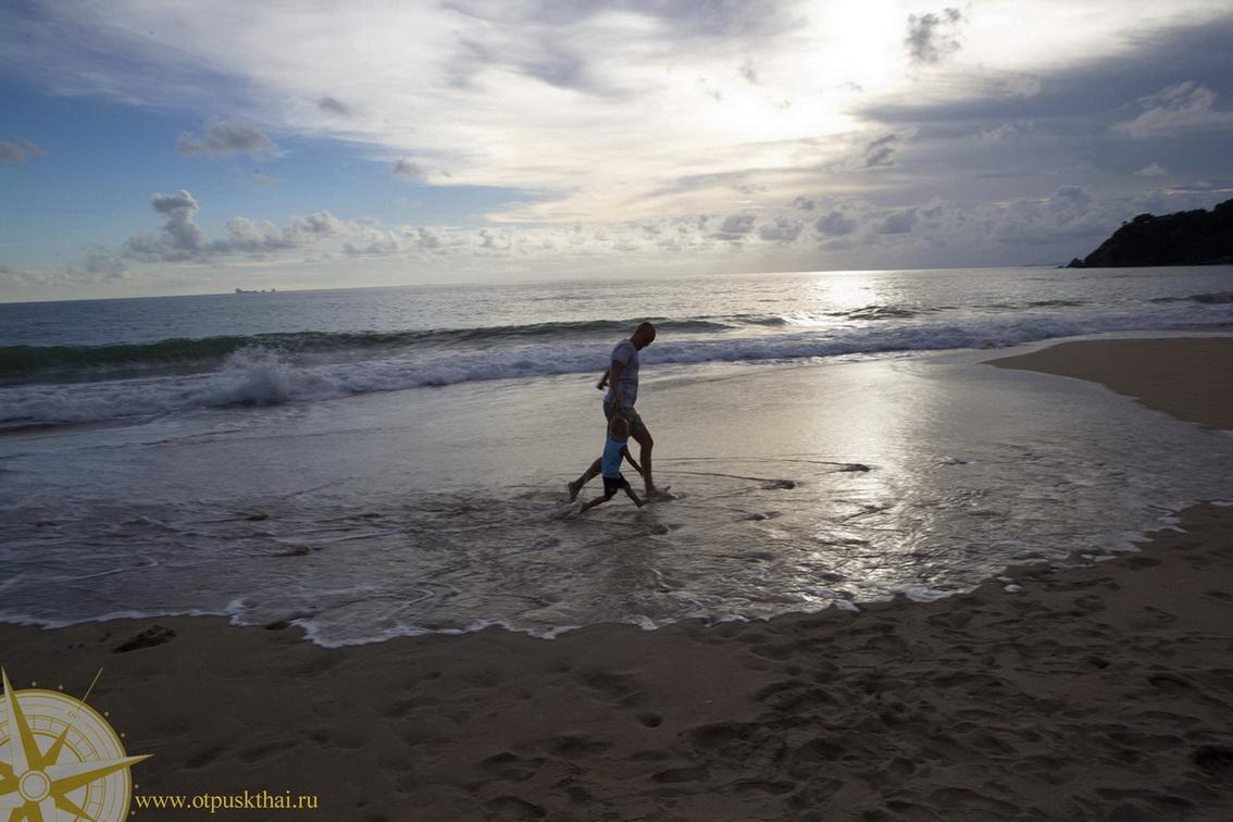 Лучшие пляжи на острове Ко Ланта