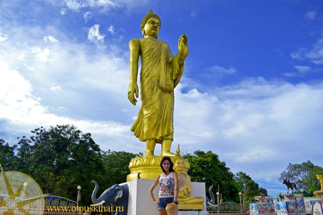 Новый Биг Будда в горах Самуи