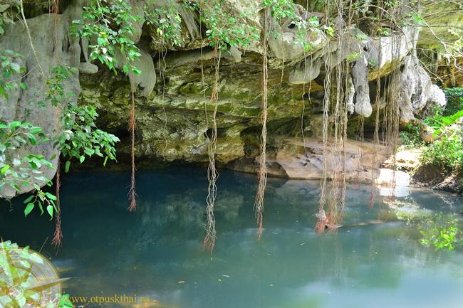 Пещера Там Сра Каео Краби