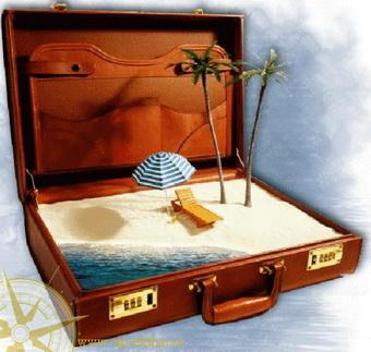 Хочу в отпуск на море