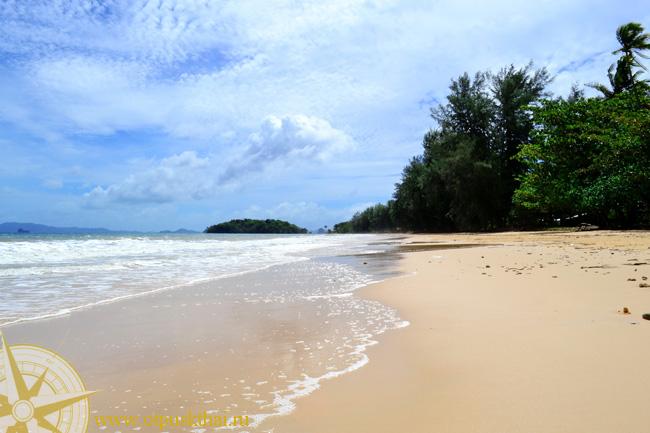 Пляжи Краби. Клонг Муанг.