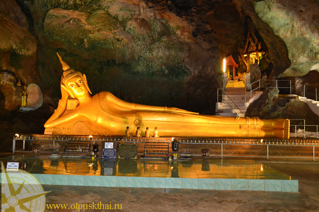 Храм Ват Суван Куха (Wat Suwan Kuha)