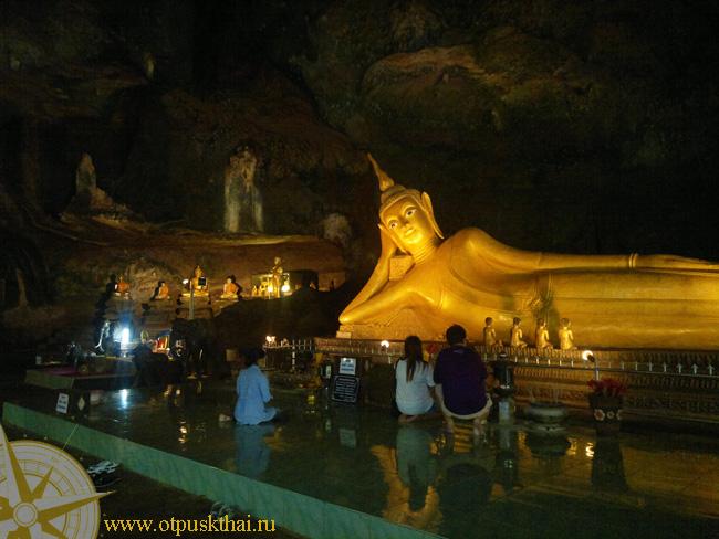 Будда Ват Суван Куха