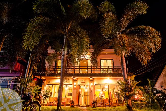 отель Ао Нанг