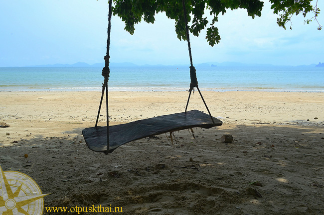 отель вид на море Краби Ао Нанг
